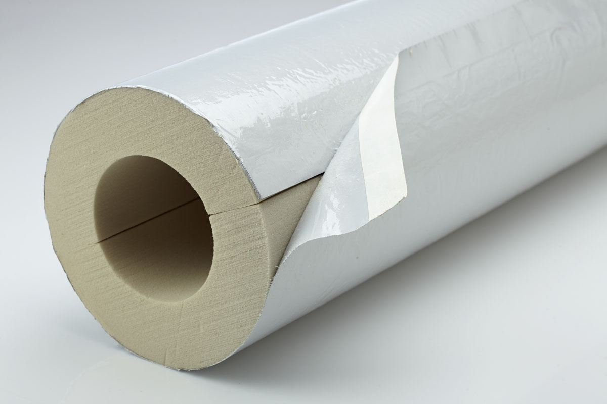 Iso C1 Polyiso Pipe Insulation